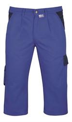 PKA Driekwart Werkbroek Praktika - korenblauw
