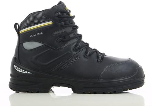 Safety Jogger Premium S3 ESD Metaalvrij - Zwart [UITLOPEND]-38