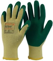 PSP 10-180 Top Latex Werkhandschoen Geel/Groen