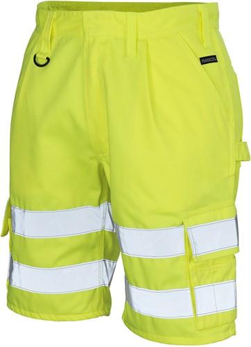 Mascot Pisa Shorts - Hi-Vis Geel