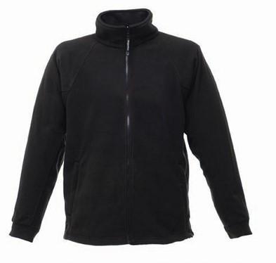 SALE! Regatta TRF532 Thor III Fleece Jacket - Zwart - Maat M