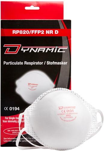 Dynamic Safety Economy cup FFP2 NR D