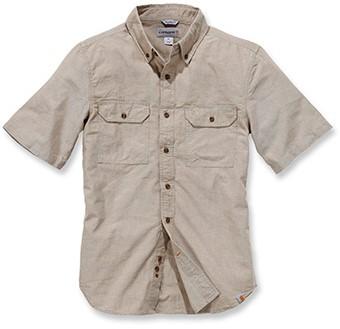 Carhartt Fort Solid Short Sleeve blouse