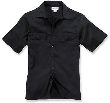 Carhartt Twill Short Sleeve Work blouse-1