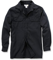Carhartt Twill Long Sleeve Work Shirt blouse