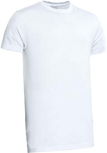 Santino T-shirt Jace + C-neck-Wit-S