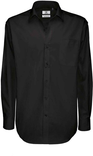 B&C Sharp LSL Heren Overhemd