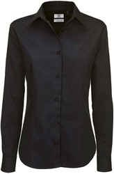 B&C Sharp LSL Dames Blouse