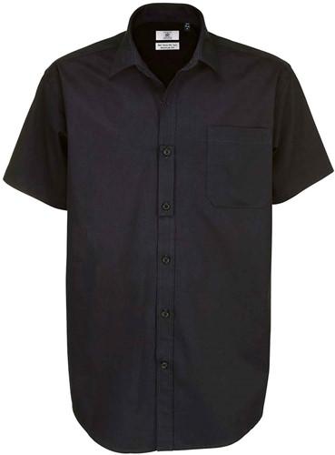 B&C BCSMT82 Sharp Short Sleeve Heren Overhemd