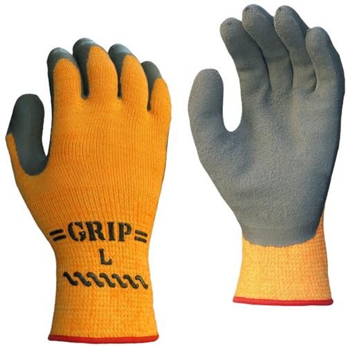 Showa 454 Werkhandschoen Oranje-7-S