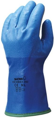 Showa TEMRES 282 Winterhandschoen Nitrile-8-M