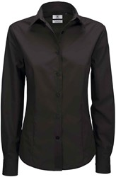 B&C Smart LSL Dames Blouse
