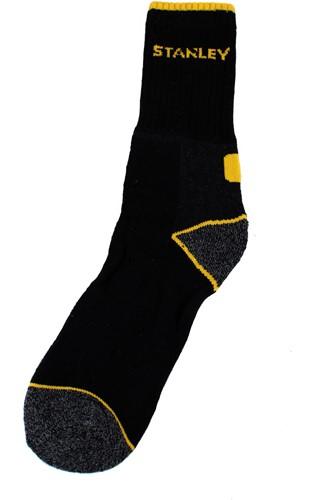 Stanley ST01 Strong Sokken - zwart (2 Paar)-39-42-1