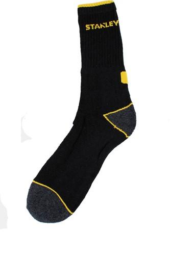 Stanley ST04 Extra Cool Sokken - zwart (2 Paar)-39-42