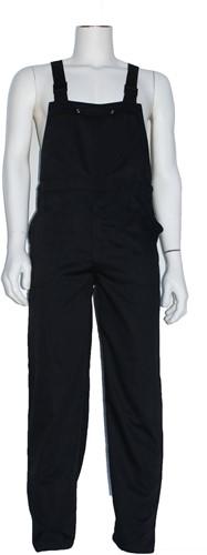 WW4A Tuinbroek Katoen/Polyester - Zwart