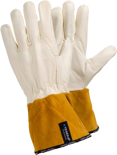 Tegera Lederen Handschoen 11CVa Cat.II-8