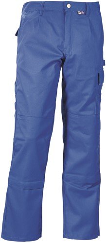 PKA Threeline-Perfekt Werkbroek - korenblauw