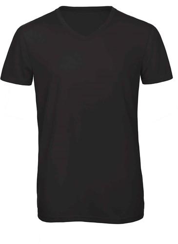 B&C TM057 V Triblend Heren T-shirt