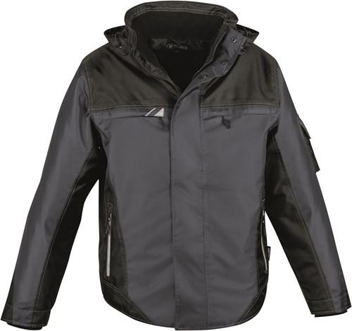PKA Padding- Werkjas Top Level - zwart