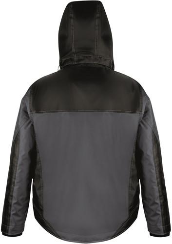 PKA Padding- Werkjas Top Level - zwart-2
