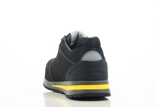 Safety Jogger Turbo S3 - Zwart/Geel-3