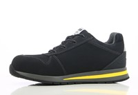 Safety Jogger Turbo S3 - Zwart/Geel-2