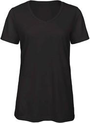 B&C TW058 V Triblend Dames T-shirt