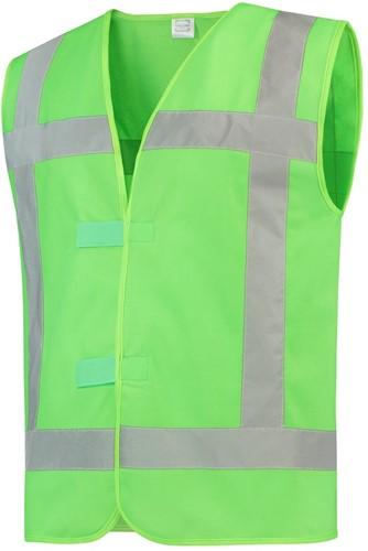 Tricorp 453004 Vest Reflectie-M-Lime/Groen