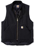 Carhartt Duck Vest Arctic Quilt Lined bodywarmer-1