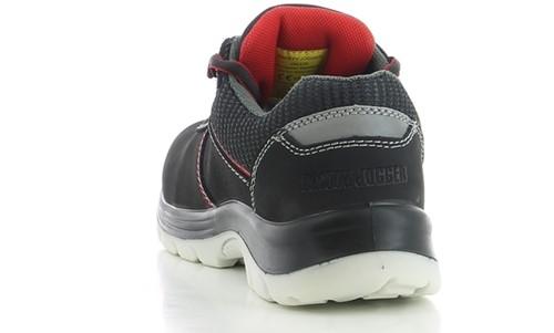 Safety Jogger Vallis S3 Metaalvrij - Zwart