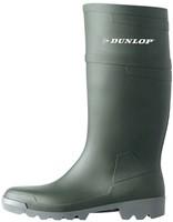 Dunlop W486711 Hobby Knielaars PVC - groen-39/40-1