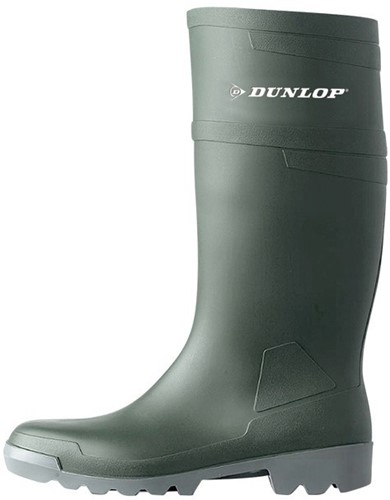 Dunlop W486711 Hobby Knielaars PVC - groen-39/40