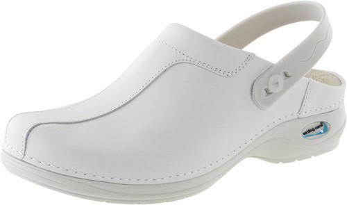 Wash&Go Clog Open - wit-35