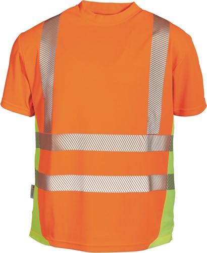 PKA Signaal T-Shirt - oranje/geel