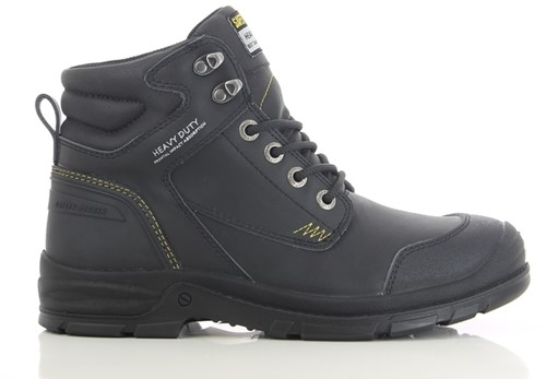 Safety Jogger Worker S3 - Zwart-1
