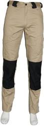 WW4A Werkbroek Katoen/Polyester - Khaki/Zwart