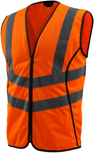Mascot Wingate Verkeersvest - Oranje