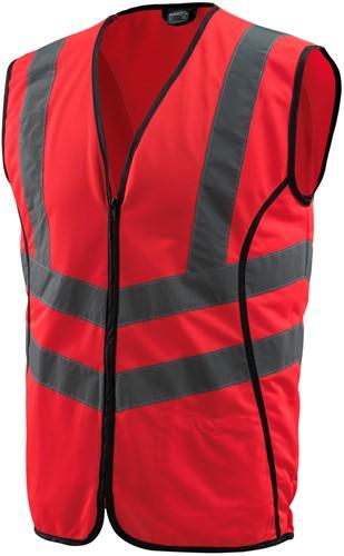 Mascot Wingate Verkeersvest - Rood