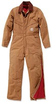 Carhartt Duck Coverall Quilt Lined