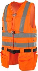 Mascot Yorkton Monteursvest - Oranje