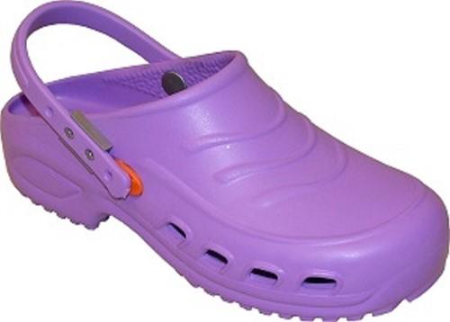 Sun Shoes Zero Gravity EVA Clog - paars-35