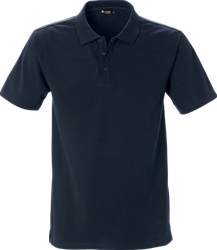 Acode Heren luxe stretchpolo