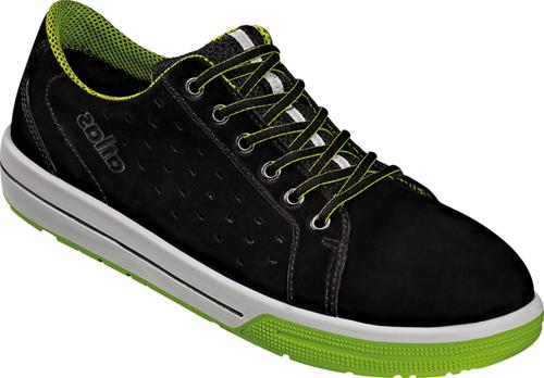 Atlas A240 Sneaker Laag S1 - Zwart