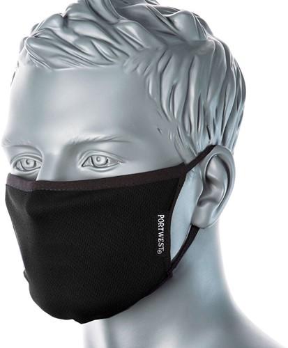 Portwest CV33 3-Ply Anti-Microbial Mask (25 stuks)