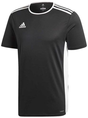 SALE! Adidas sport t-shirt - Zwart - Maat S