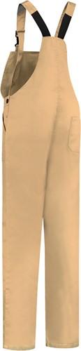 WW4A Tuinbroek 100% Katoen - Khaki - Maat 164-2