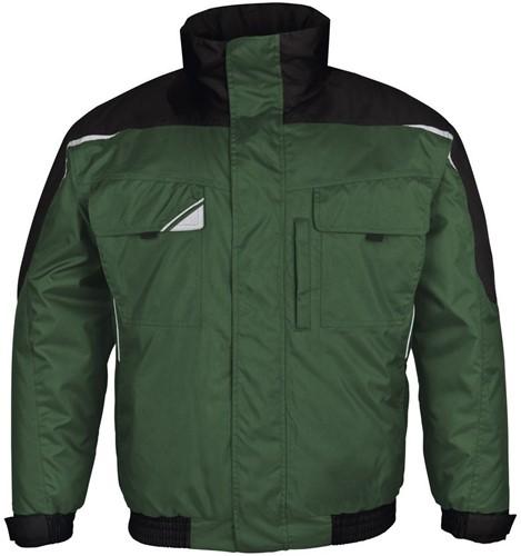PKA Bestwork Pilotenjas-S-Groen/Zwart