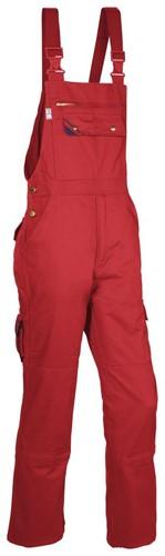 PKA Threeline-Perfekt Overall - rood-Rood-042