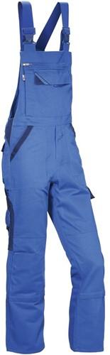 PKA Overall met Elastiek Threeline Perfekt - korenblauw-Korenblauw-024