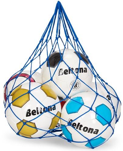 Beltona 099205 Voetballennet voor 6 tot 10 Ballen